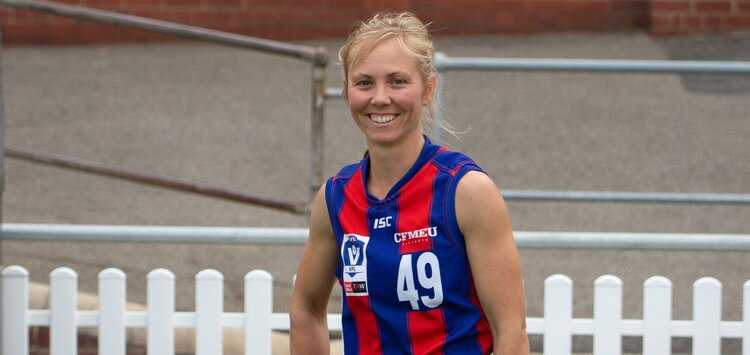 Port Melbourne Football Club 2021 SIGNING: Former AFLW Utility Melissa Kuys  Joins the Borough - Port Melbourne Football Club